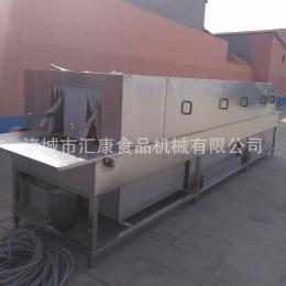 XKJ-4隧道式洗筐机,全自动洗箱机 周转箱清洗设备