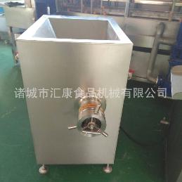 JR-100型JR-100型冻肉绞肉机 冻肉板破碎设备