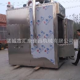 YX-500型供应500型腊肉烟熏箱,贵州腊肠烘烤箱