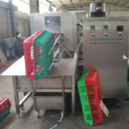 XKJ-4醫藥箱清洗機 干燥式洗箱機 蒸汽或電加熱