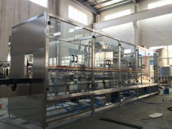 反渗透水灌装生产线