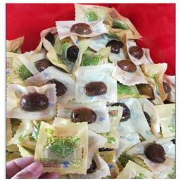 板栗开袋即食休闲食品全自动真空包装机