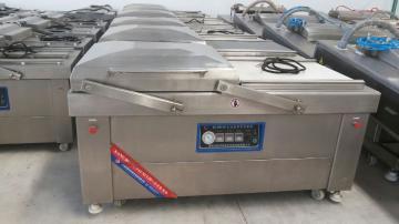 DZ-600康贝特常年供应酱菜真空包装机  拉丝真空包装