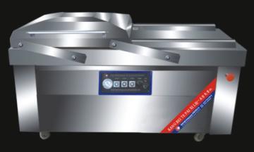 康贝特牌600型全自动充氮气真空包装机