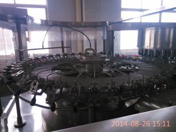 全自动三合一矿泉水灌装机生产线