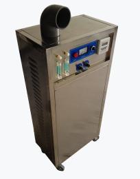 HW-o2-o3-50G饼干包装车间杀菌臭氧消毒机、休闲食品消毒臭氧发生器