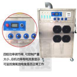 HW-O2-O3-100g肉制品冷库消毒臭氧发生器|鱼肉冷库除臭臭氧消毒机|果蔬冷库保鲜臭氧机
