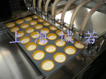 CR150-500上海诚若磨堡蛋糕机 注心蛋糕机 蛋糕设备 蛋黄派设备