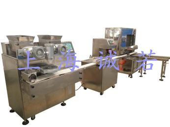 CR--200/400供应月饼生产成套设备 上海诚若机械有限公司 月饼机 月饼生产线