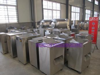 QR1000自动切肉片机|连续式鲜肉切片机