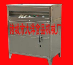 YT脫洋蔥皮的設備-紅皮洋蔥剝皮機