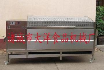 YQT-800鱼鳞机,活鱼去鳞机,刮鱼鳞机