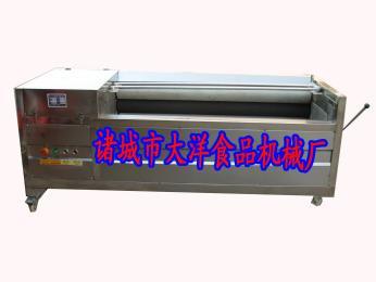 土豆/紅薯脫皮機—毛刷清洗機