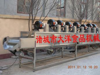 FG供应潍坊风冷除水流水线|风冷机械-食品、蔬菜加工设备