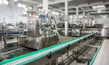 CHXG-6C全自动自立袋灌装生产线