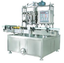 CHGZP-18活塞式浓浆灌装机(洗瓶灌装生产线)
