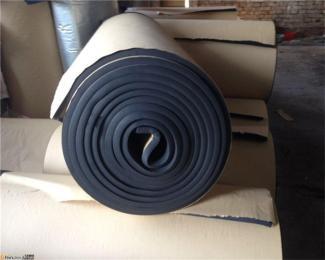 華克斯不燃鋁箔橡塑保溫板廠家企業