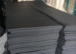 标准环保绿色空调橡塑保温板价格