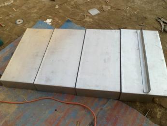多種VMC850l立式加工中心鋼板防護罩