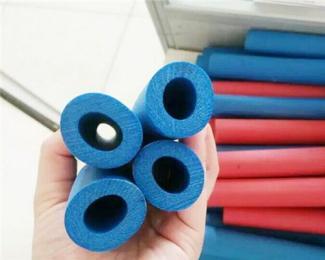 隔声空调橡塑保温管环保无毒