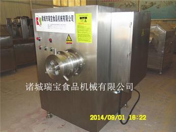 供用瑞宝JR-120D型绞肉机 冻肉盘绞肉机