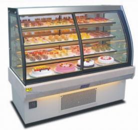 欧式前移门蛋糕柜/欧式糕点柜