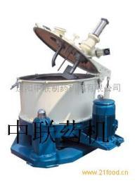 SGZ1000N三足自动下卸料离心机