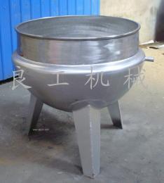 固定蒸汽蒸煮锅