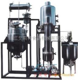 TNH小型提取浓缩醇沉回收机组