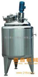 不銹鋼帶攪拌調配罐
