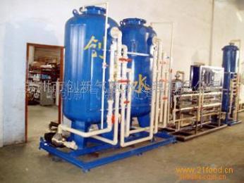 软化除盐纯水处理设备