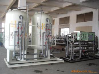 纯水(高纯水)处理设备