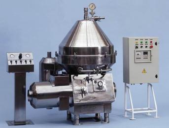 俄产净乳机15吨/h