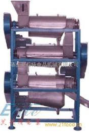 DLZ型多级螺旋榨汁机