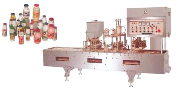 BF-瓶装节膜型系列自动充填封口机