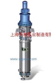 MVG型磁传动真空刮膜蒸发器