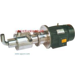CG型不銹鋼螺桿泵