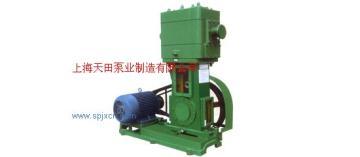 WLW型无油(耐腐蚀)立式往复真空泵