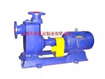 ZW型無堵塞排污自吸泵