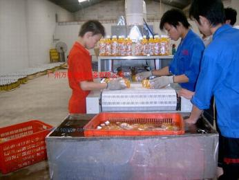 微波食品飲料殺菌設備