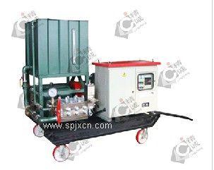 淀粉深加工行业高压清洗机
