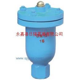 QB-10丝口式单口排气阀