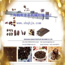 巧克力浇注生产线(单头/双头)