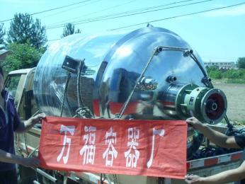 源頭廠家實力供應實用型各種型號反應釜
