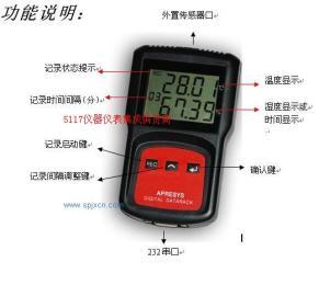 高精度温湿度记录仪179A-TH美国 Apresys