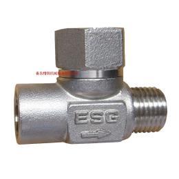 ESG牌蒸汽熨斗用疏水阀
