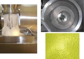 RE/SP系列擠出滾圓機/微丸設備/制粒機/低溫造丸設備