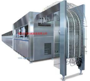 威化餅生產線-冷片機