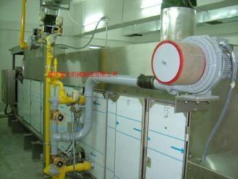 威化餅生產線--燃氣系統