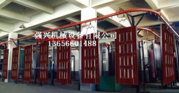 苏州吊挂输送生产线